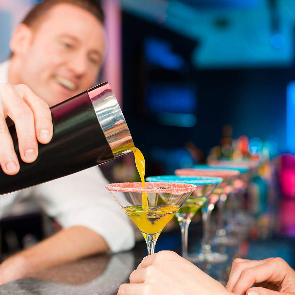 Certified Bartender 40 Hour Certification Course